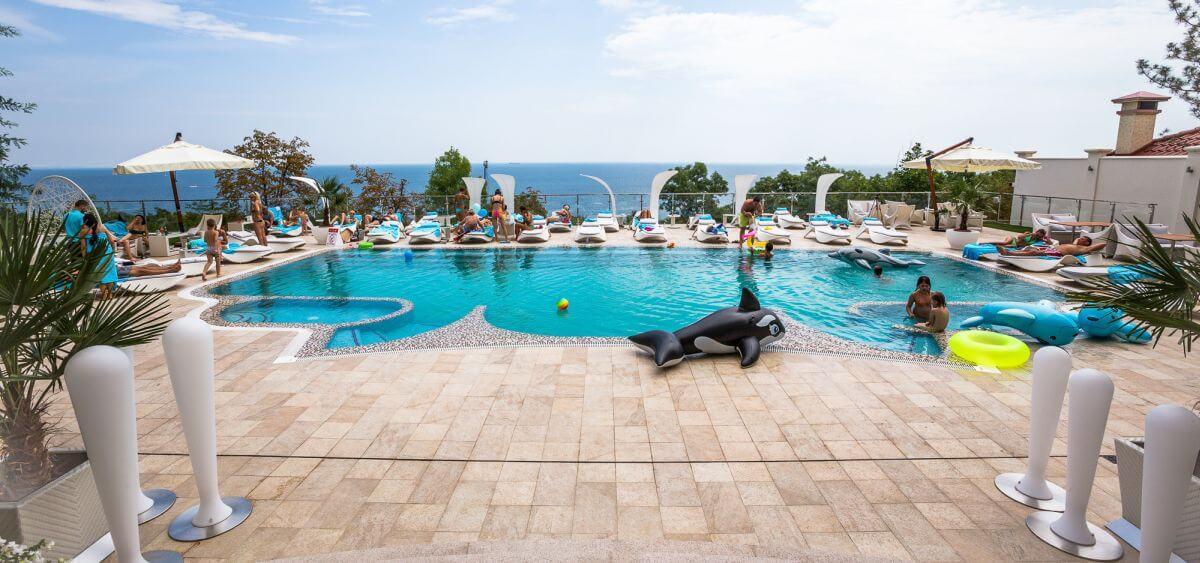 Отели Одессы возле моря