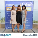 Meeting of Booking.com with partners | Panorama De Luxe