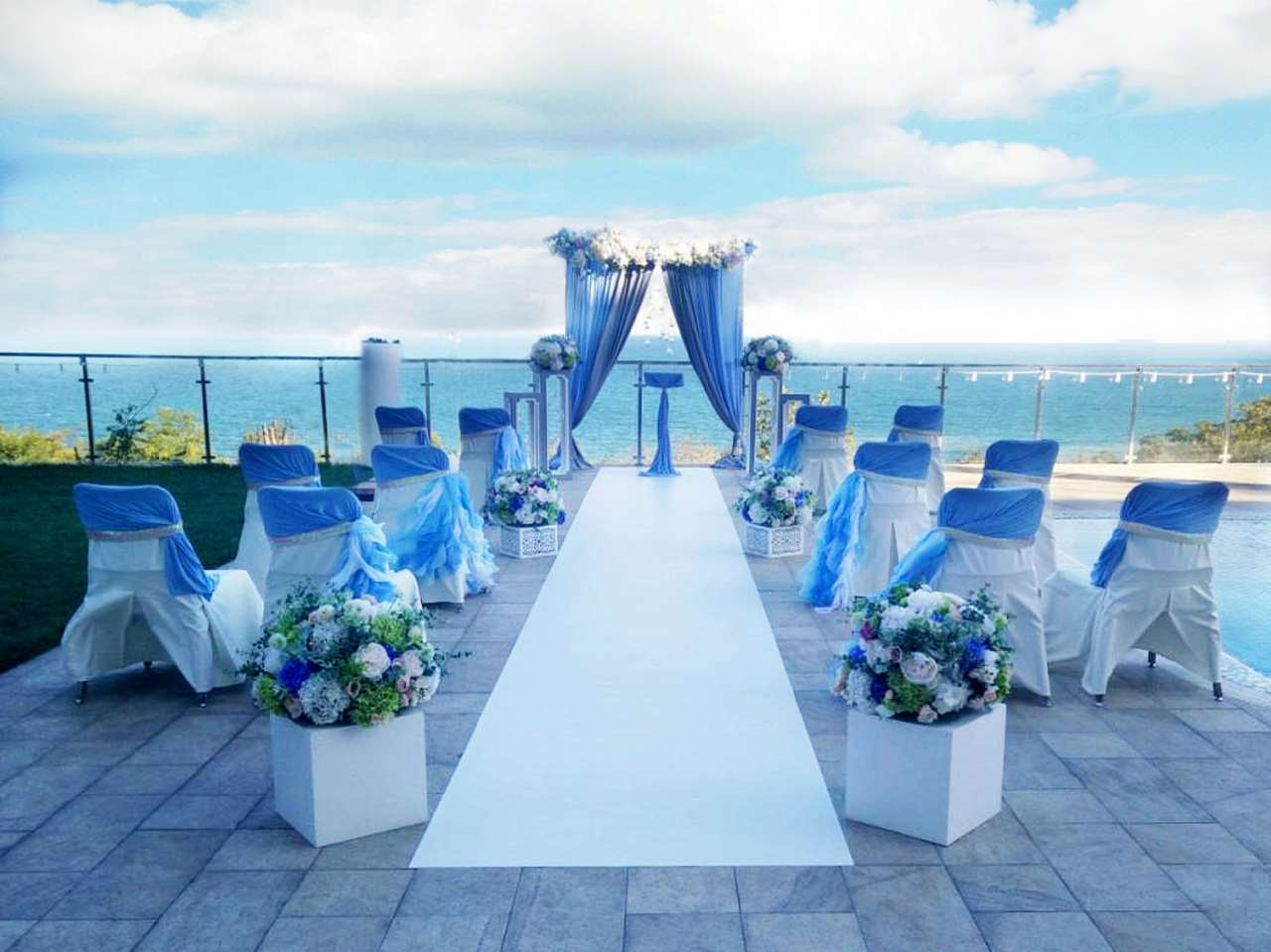 A wedding package is a special hotel offer for our guests. VIP rest in Odessa by the sea